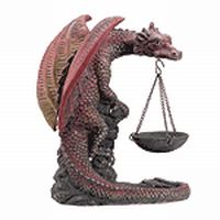 Gift Incense dragon warming vessel